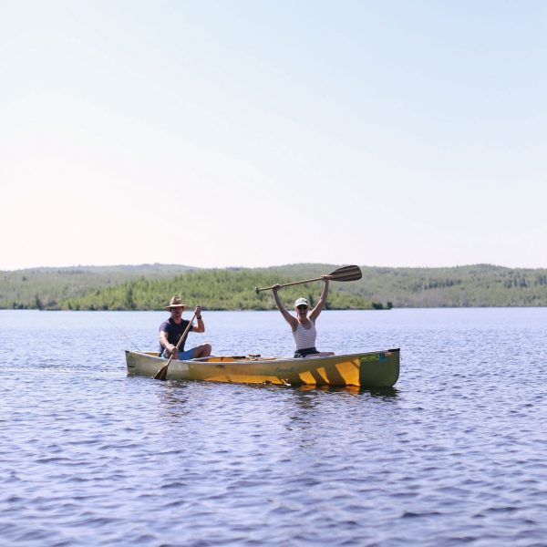 4-day Boundary Waters Itinerary