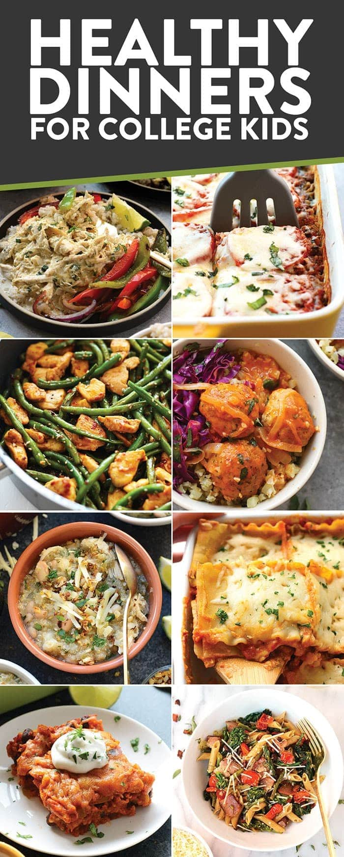 Best Healthy College Meals Budget Friendly Fit Foodie Finds