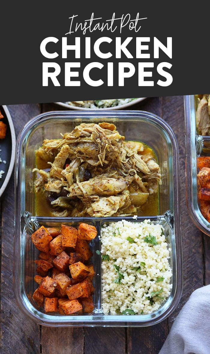 Chicken Meal Prep Recipes Fit Foodie Finds