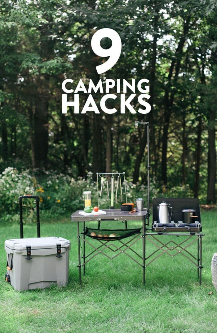 9 Camping Hacks You Cant Live Without Fit Foodie Finds