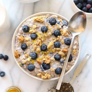 6 Healthy Overnight Oat Recipes
