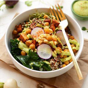 Healthy Buddha Bowl Recipes