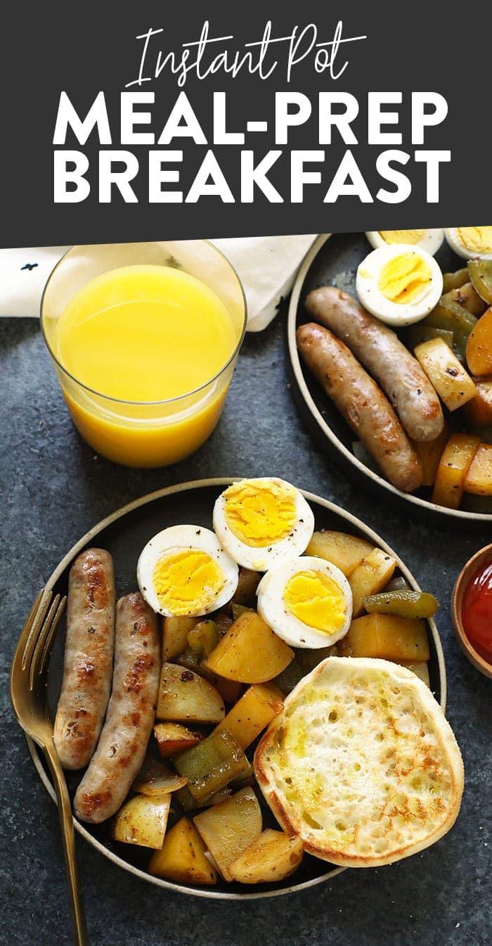 Meal-Prep Breakfast