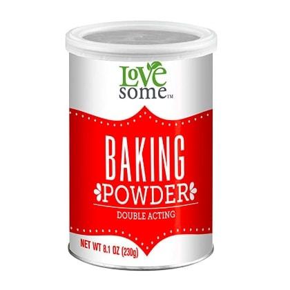Photo of baking powder