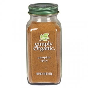 photo of pumpkin spice
