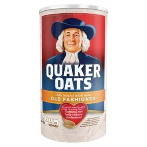 photo of rolled oats