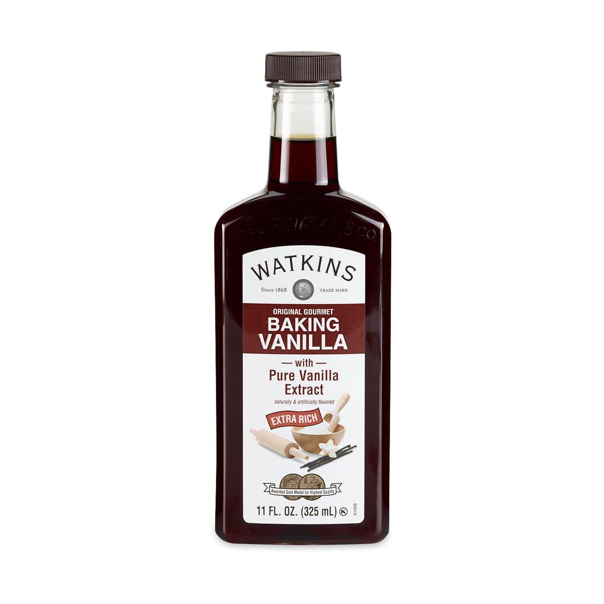 photo of vanilla extract