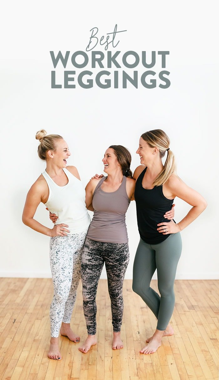 92e3f7a314 Best Workout Leggings for Women - Fit Foodie Finds