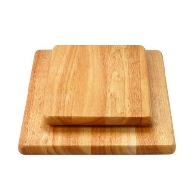 photo of two wooden cutting boards