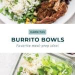 meal prep bowl