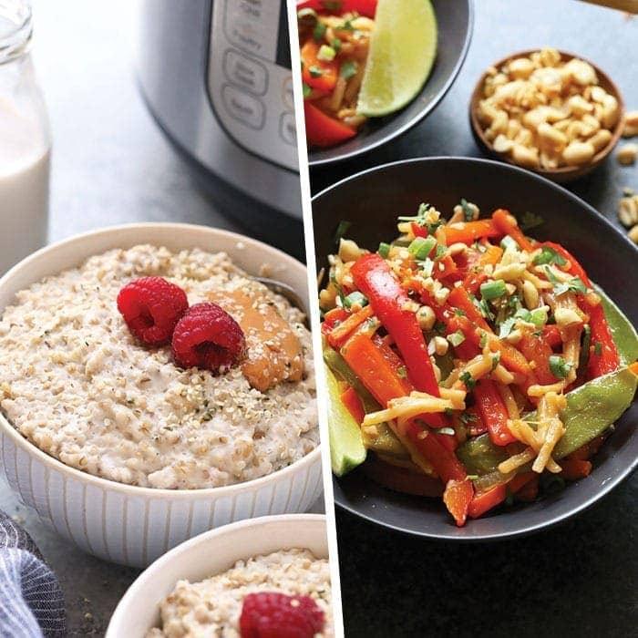 27 Best Vegan Instant Pot Recipes Fit Foodie Finds