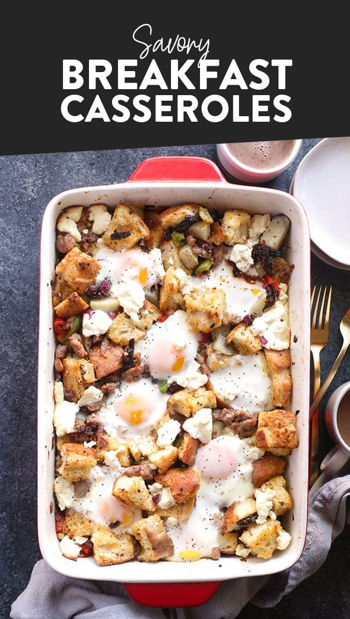 Savory Breakfast Casserole Recipes