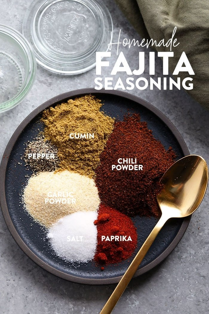 Homemade Fajita Seasoning (6