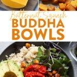 Butternut Squash Buddha Bowls