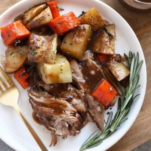 Instant Pot Pork Roast