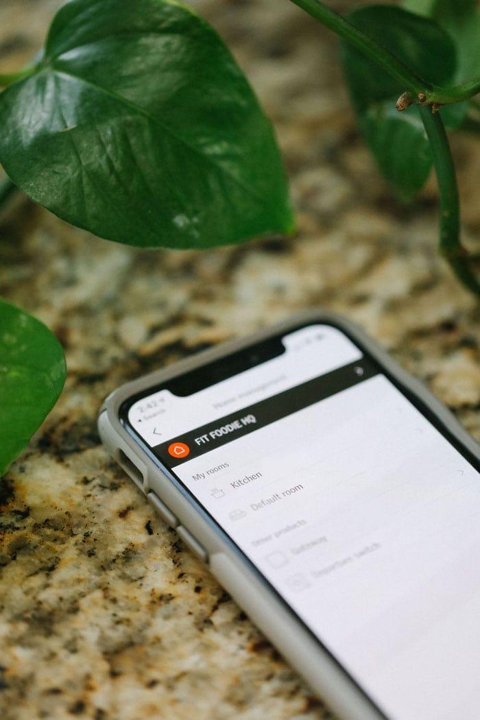 VELUX Smartphone App