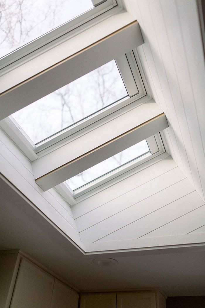 VELUX Kitchen Skylights