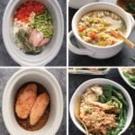 Healthy Slow Cooker Freezer Meals
