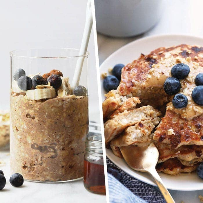 82 Healthy Breakfast Ideas Sweet Savory Fit Foodie Finds