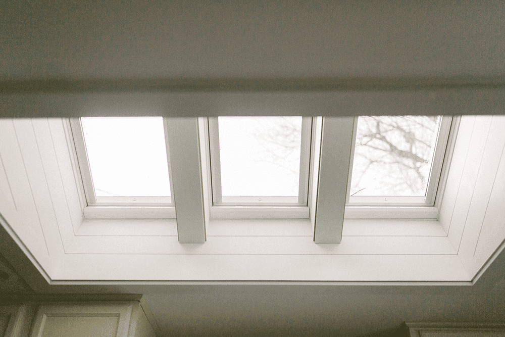 VELUX No-Leak Skylights
