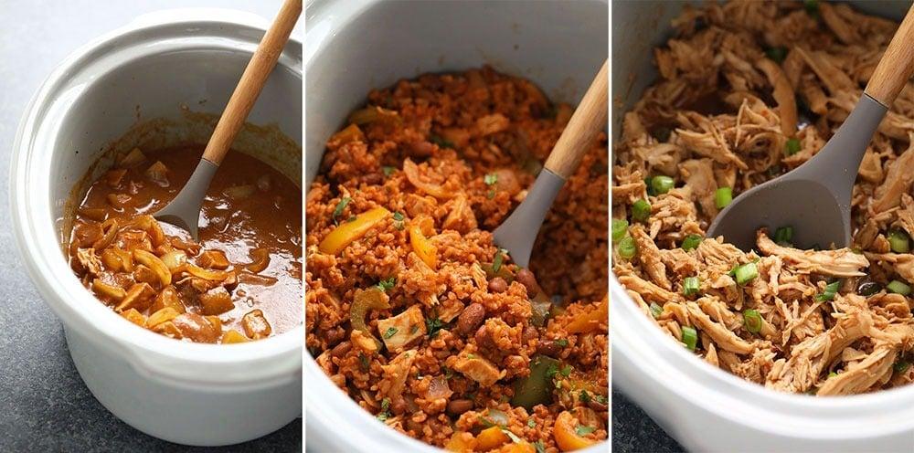 3 chicken crockpot recipes