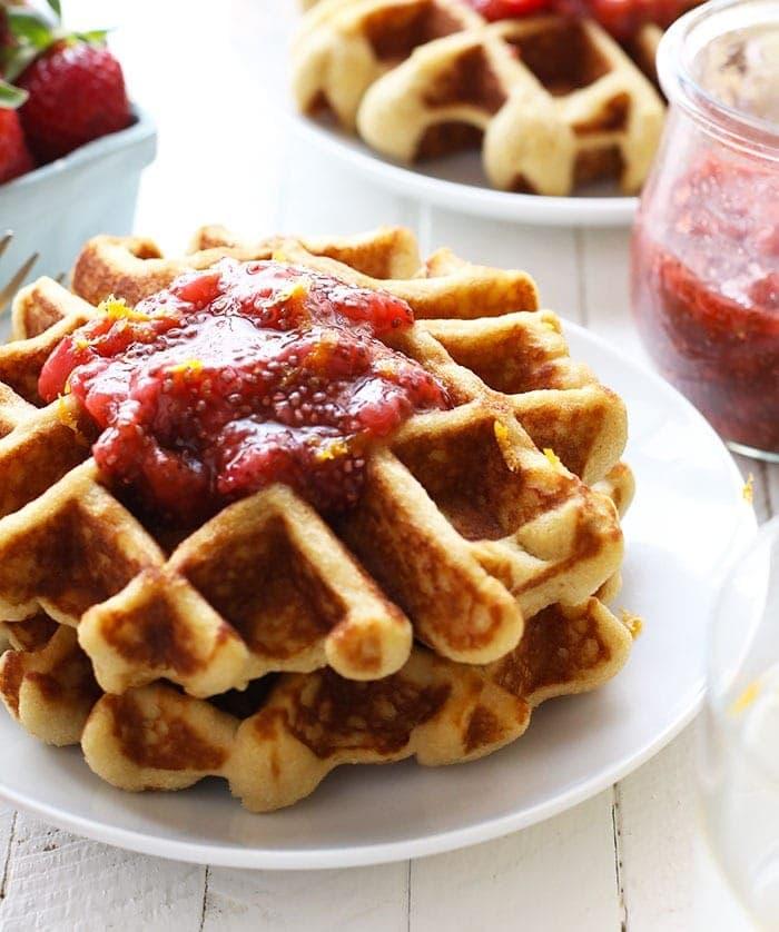 Paleo Waffles