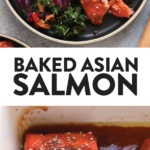 Maple Ginger Salmon