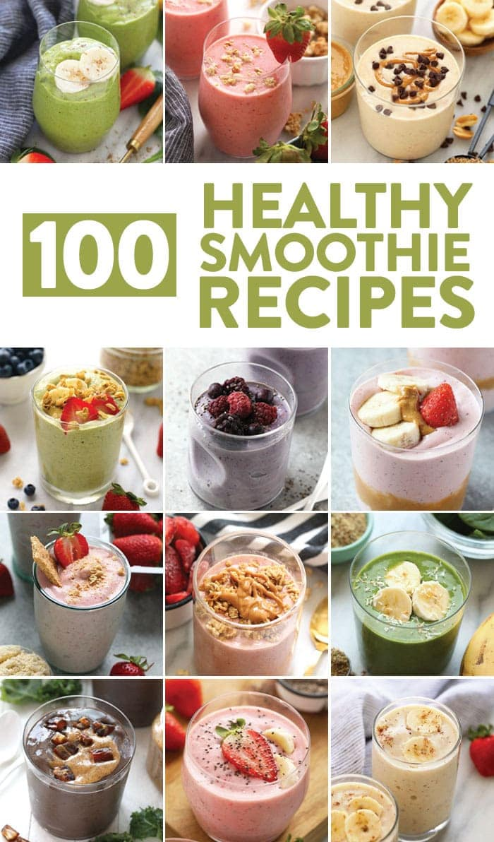 100 Smoothie Recipes