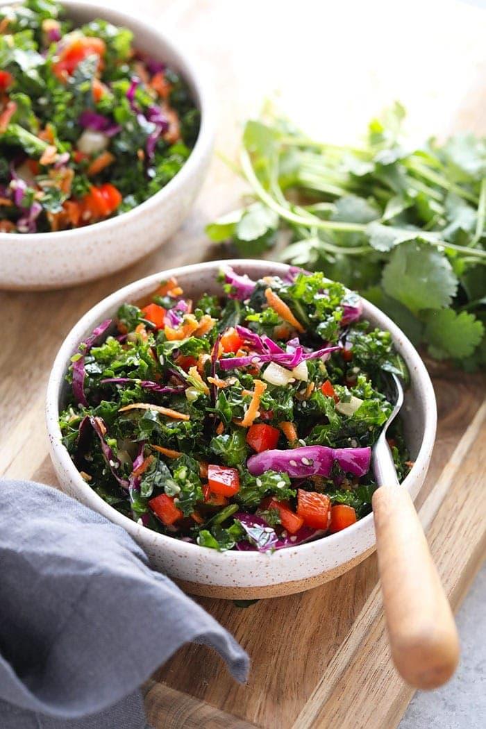Asian Salad Rrecipe