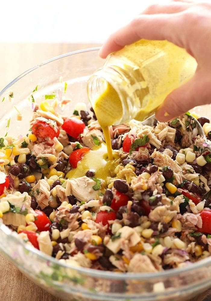 Fiesta Tuna Salad