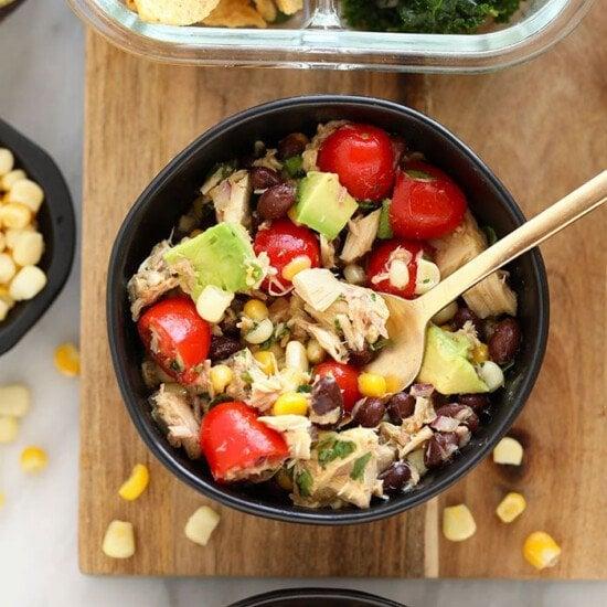 Fiesta Tuna Salad