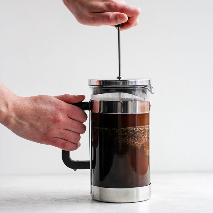 How To Use A French Press Fit Foodie Finds
