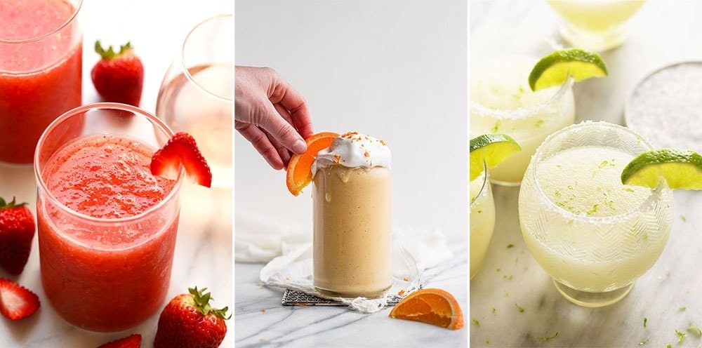 healthy summer drink recipes