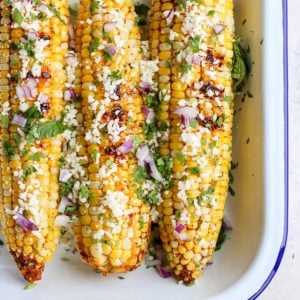 Grilled Mexican Street Corn Fit Foodie Finds