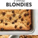 blondies bars