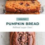 pumpkin bread healthy