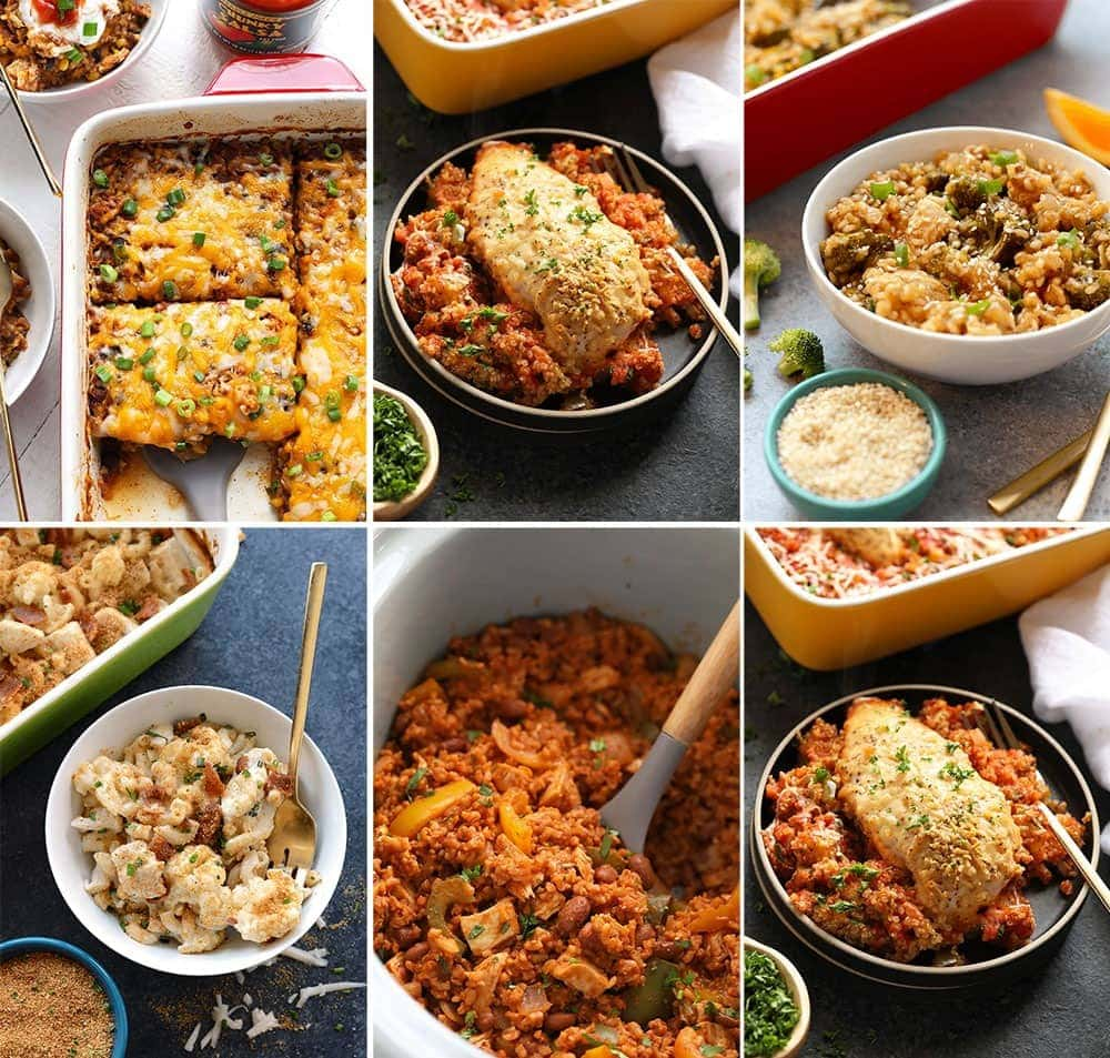 chicken casseroles