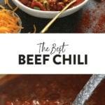 Rindfleisch-Chili