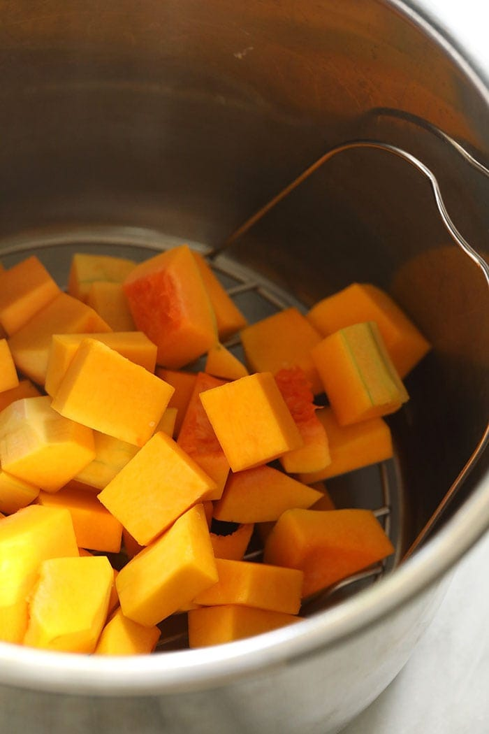 Butternut Squash in an Instant Pot