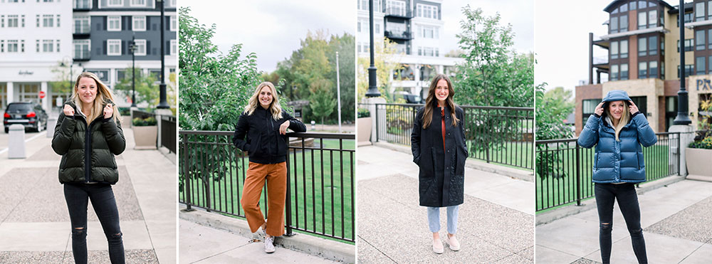 lululemon fall jackets from fit foodie finds