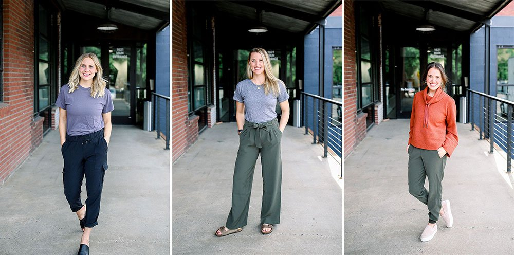 lululemon fall casual pants from fit foodie finds