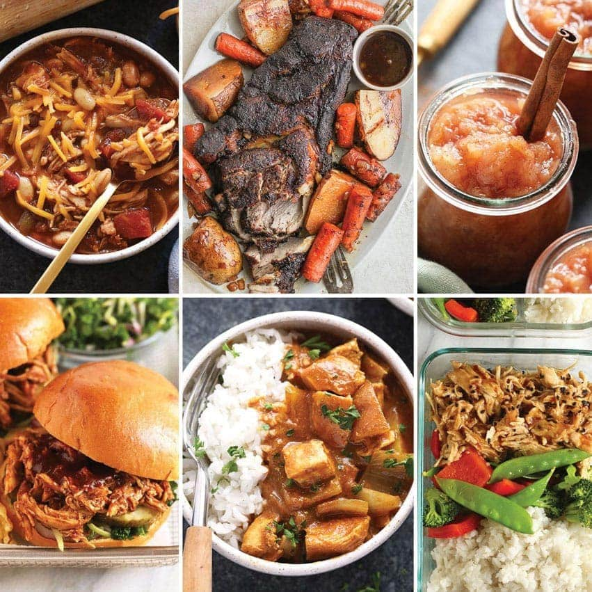 50 Healthy Crockpot Recipes Healthy Crockpot Meals For All Fit Foodie Finds
