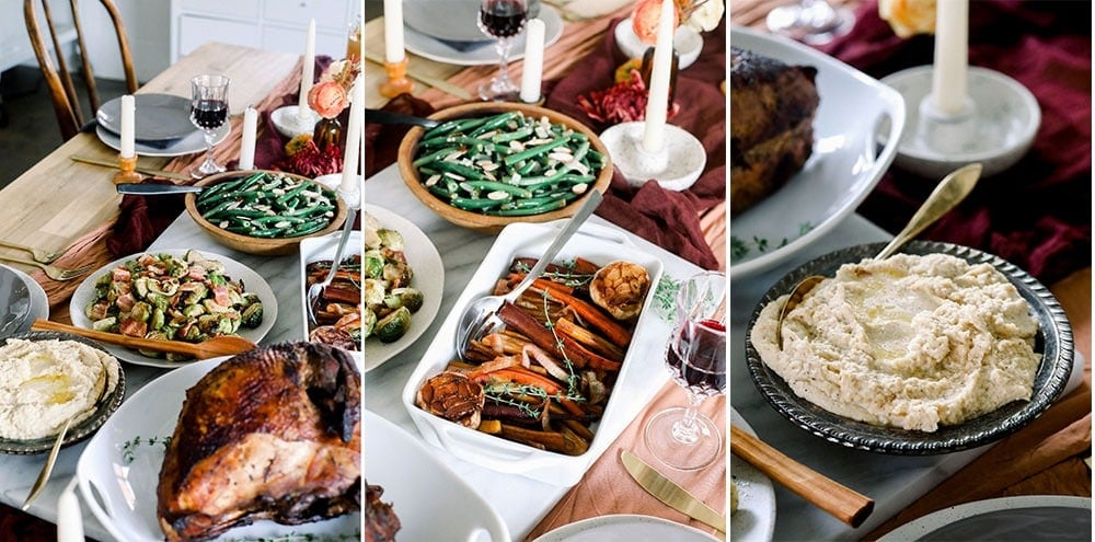 Friendsgiving food ideas