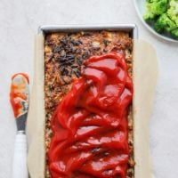 wild rice meatloaf