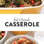 beef and broccoli casserole