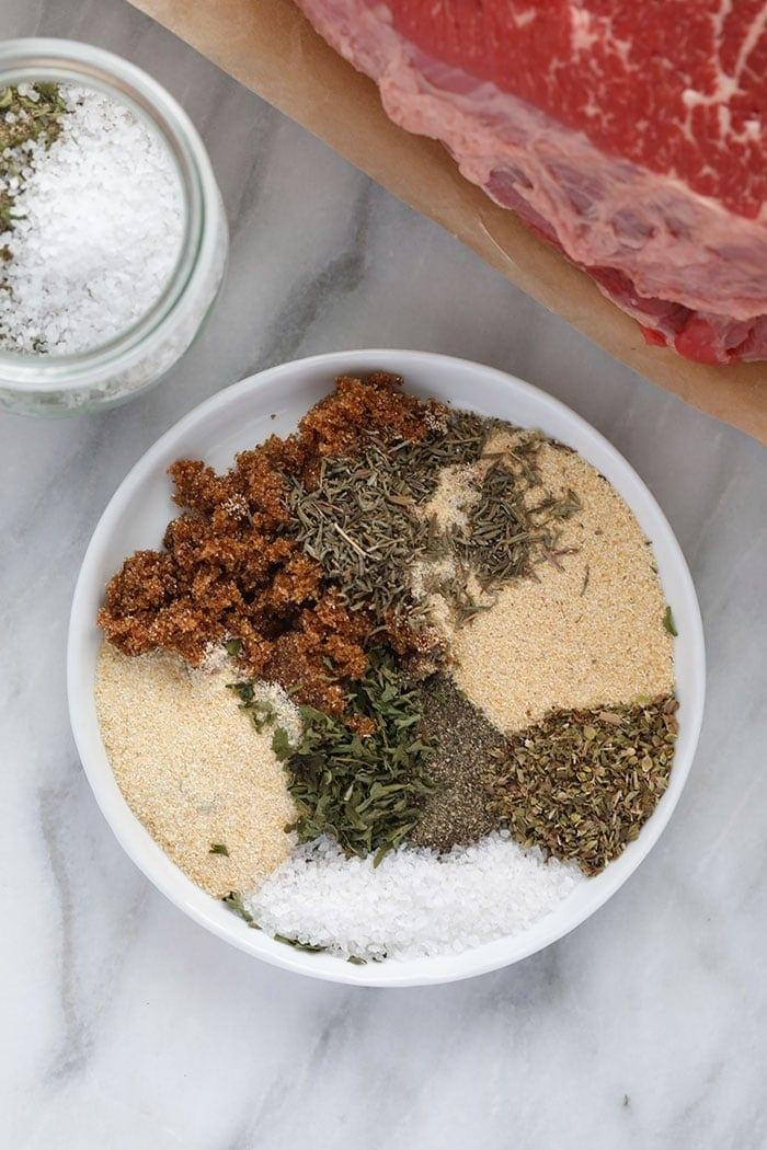 Easy Pot Roast Seasoning (Use It On