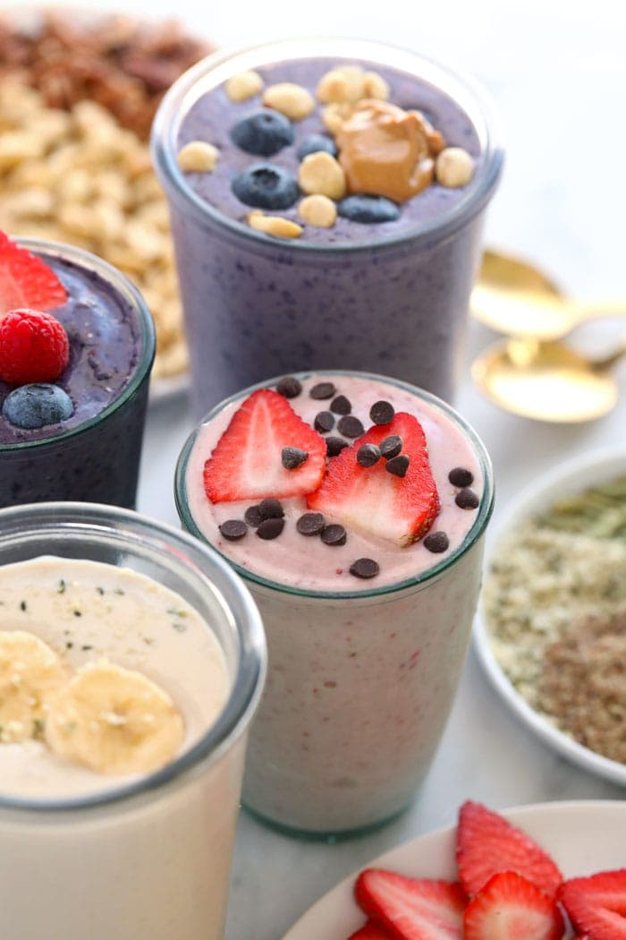 Best Protein Shakes 30 Flavors Fit Foodie Finds