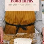 emergency meal ideas