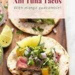ahu tuna tacos