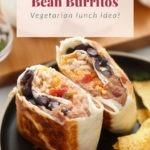 bean burrito recipe